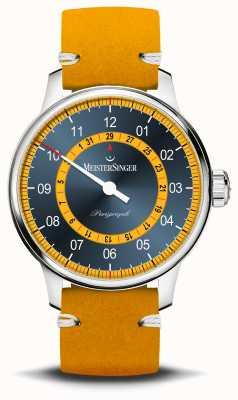 MeisterSinger Perigraph mellow yellow edición limitada S-AM1025
