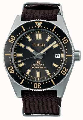 Seiko Prospex | primer reloj automático de zafiro reeditado de 1965 para buceadores japoneses SPB239J1