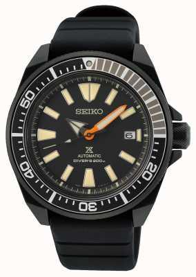 Seiko Prospex black series samurai edición limitada SRPH11K1