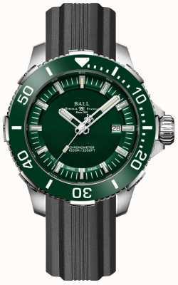 Ball Watch Company Reloj deepquest con bisel de cerámica y esfera verde DM3002A-P4CJ-GR