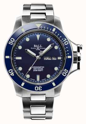 Ball Watch Company Original de hidrocarburo de ingeniero para hombre (43 mm) DM2218B-S1CJ-BE