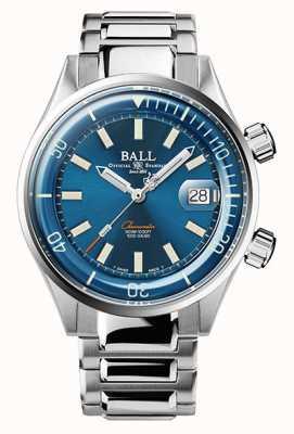 Ball Watch Company Engineer master ii diver cronómetro esfera azul DM2280A-S1C-BE