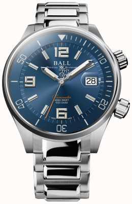 Ball Watch Company Diver cronómetro esfera azul rayo de sol DM2280A-S2C-BE