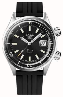 Ball Watch Company Engineer master ii diver cronómetro esfera negra DM2280A-P1C-BK