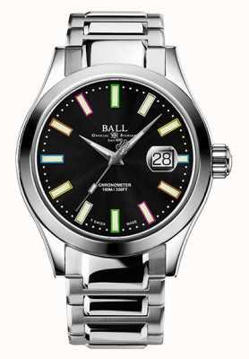 Ball Watch Company Cronómetro Marvelight (43 mm) - edición cariñosa NM9028C-S29C-BK