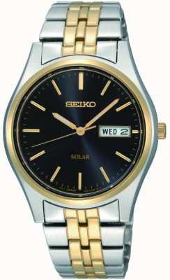 Reloj Seiko Energía Solar SNE034P1