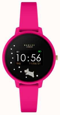 Radley Reloj inteligente serie 3 correa rosa magenta RYS03-2030