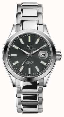 Ball Watch Company Hombres | ingeniero ii marvelight | automático | acero inoxidable | esfera gris NM2026C-S10J-GY