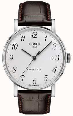 Tissot Automático swissmatic de todos los tiempos para hombre T1094071603200