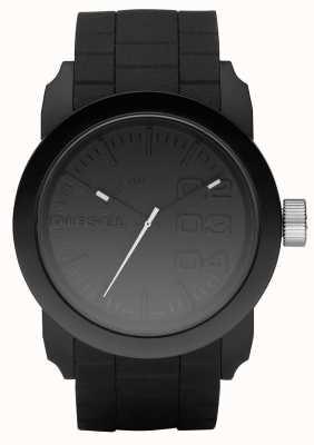 Diesel Caballeros correa de reloj de esfera de color negro DZ1437