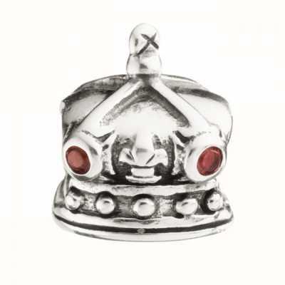 Chamilia Joyas de la corona-cz rojo oscuro JA-70