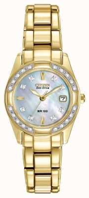 Citizen Ladies regente 28 diamantes EW1822-52D