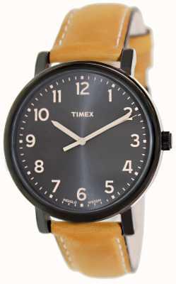 Timex Ez reader tan correa reloj clásico T2N677