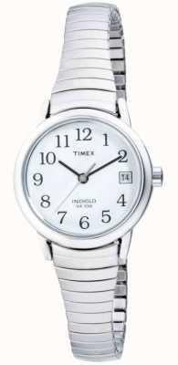 Reloj Timex para Señora Acero Inoxidable Extensible T2H371