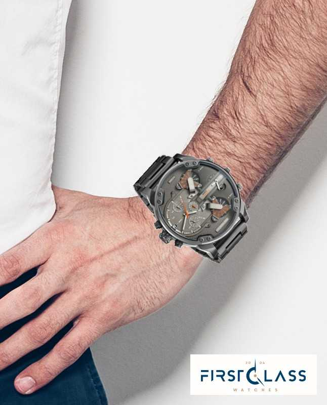 1f2211156f91 Diesel Mens Mr Daddy 2.0 Cronógrafo De Cañón DZ7315 - First Class Watches™  ESP